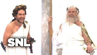 Video Greek Gods - SNL MP3, 3GP, MP4, WEBM, AVI, FLV Maret 2019