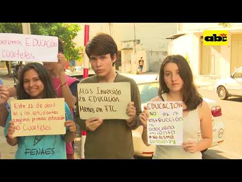 ''El año con más represión a la lucha estudiantil''