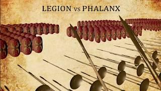 Video Phalanx vs Legion : Battle of Cynoscephalae MP3, 3GP, MP4, WEBM, AVI, FLV Juli 2019