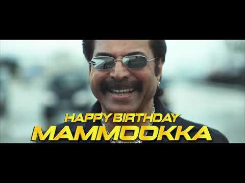 Mammookka's Birthday Mashup 2020 |Nadirshah |Ajai Vasudev | Marthandan| Pisharody | Badusha | Dixon