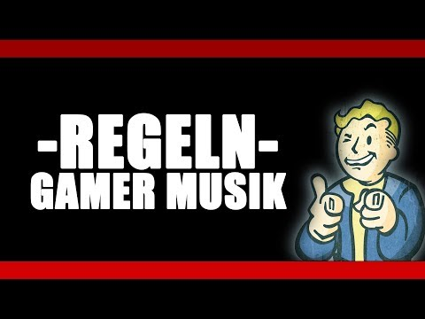 Gamer Musik - Regeln by Execute