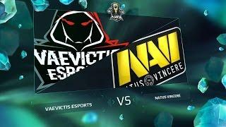 VS vs NV - Неделя 7 День 1 / LCL