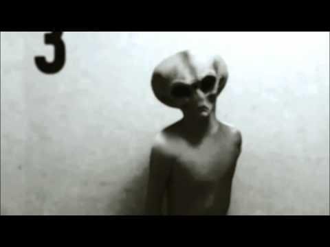 Real Alien Caught on Tape 2012 II