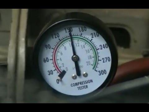 Потеря компрессии в двигателе ваз 2106 снимок