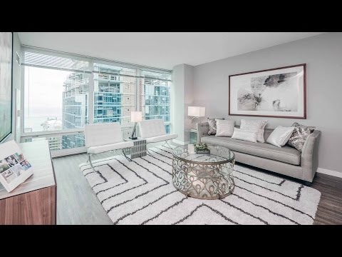 Tour a 1-bedroom plus den model at Streeterville's Atwater apartments