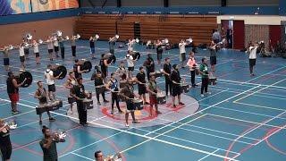 Amerikaanse Blue Devils trainen in Leeuwarden