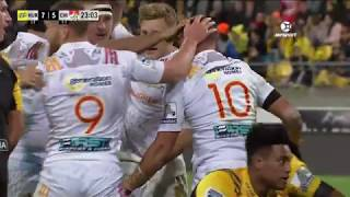 Hurricanes v Chiefs Rd.16 Super Rugby Video Highlights 2017