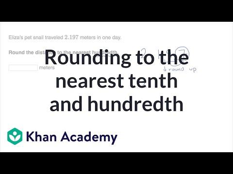 rounding decimals challenge