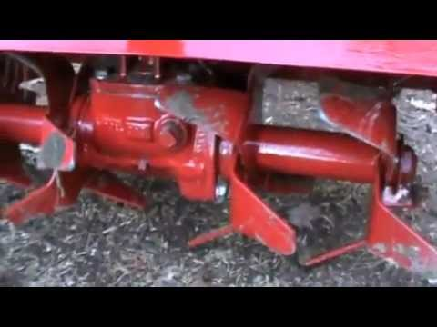 Gravely Rotary Cultivator- Restored