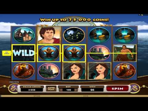 Jason and the Golden Fleece ™ free slot machine game preview by Slotozilla.com