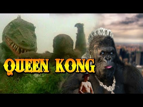 Queen Kong (1976) New Released   Robin Askwith, Rula Lenska, Valerie Leon   Hollywood Comedy Movie