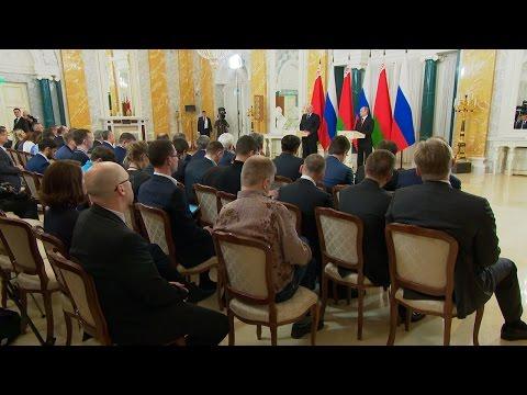 Беларусь и Россия договорились о совместных действиях в сфере обеспечения безопасности