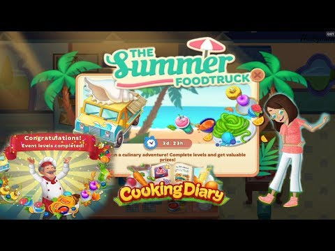 Cooking Diary /Summer Food Truck/ The New Update- What We Have Inside?