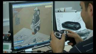 CATIA V6 | Systems Engineering for Education | Virtual Modeling & Simulation of complex Systems