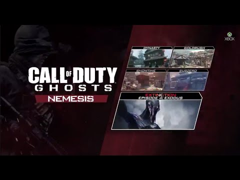 Call of Duty : Ghosts : Nemesis Xbox 360