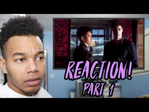 "Shadowhunters Season 1 Episode 4 ""Raising Hell ""REACTION! (Part 1)"