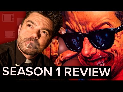 Does PREACHER Live Up To The Comics?   Season 1 Review