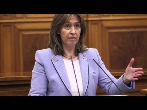 Ana Guarinos pacto nacional del PP en materia de agua