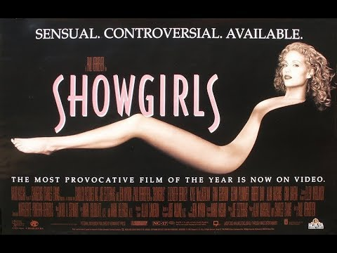 Showgirls 1995 Film Asylum Podcast