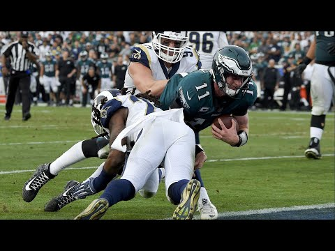 Video: Carson Wentz needs to be more cautious after injury