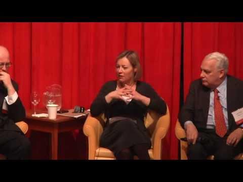 Podiumsdiskussion: Wirtschaft und Politik: Welche, welche Laufwerke?