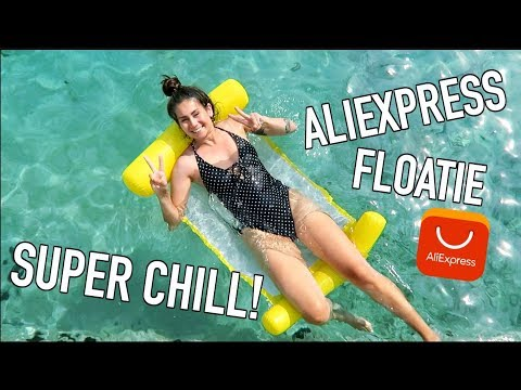 Video ALIEXPRESS BUDGET FLOATIE REVIEW download in MP3, 3GP, MP4, WEBM, AVI, FLV January 2017