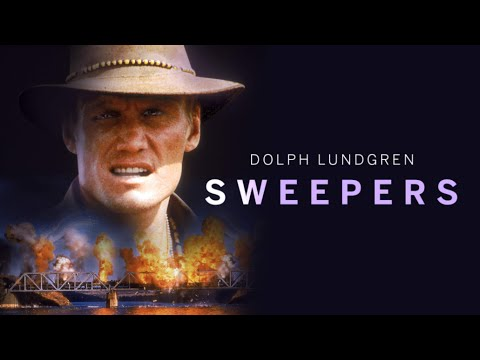 """Dolph Lundgren -- """"Sweepers"""" (1998) Widescreen Trailer"""