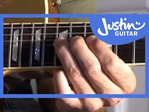 Sweet Child O Mine #3of3 – Guns 'n' Roses (Songs Guitar Lesson ST-313) How to play