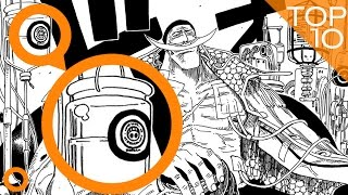 image of Top 10 Facts: One Piece - Geheimnisse, Unglaubliches & Wissenswertes - JARTS #10