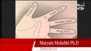 Maryam Mohebbiآلت تناسلی مرد در سنین مختلف