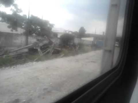 Estação Terminal Calmon Viana, linha 12 - Safira da CPTM