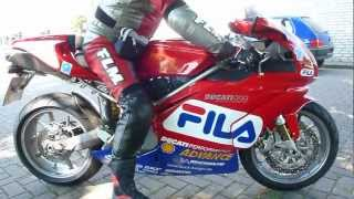 7. Ducati 999R Start Up and ''Termignoni'' Exhaust Sound  * see also Playlist ''2012 Ducati Models''