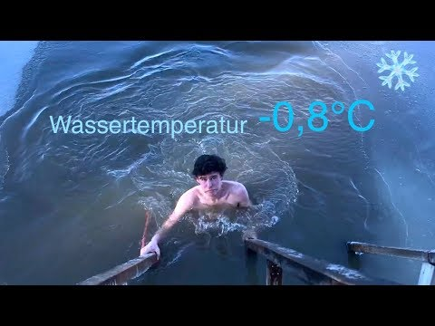 DAE-112 | Eisschwimmen in Finnland | SE, FI