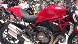 Tinhte.vn - Trên Tay Ducati Monster 1200 S