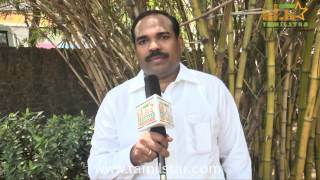 Producer Sudhakar Speaks at Mael Movie Press Meet