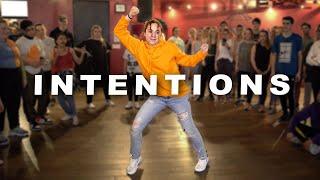 Video Justin Bieber - INTENTIONS ft Quavo | Matt Steffanina & Kaycee Rice Choreography download in MP3, 3GP, MP4, WEBM, AVI, FLV January 2017