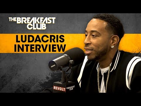 Ludacris Speaks On Tyrese, 'Fast & The Furious' Spin-offs, Fear Factor + More (видео)