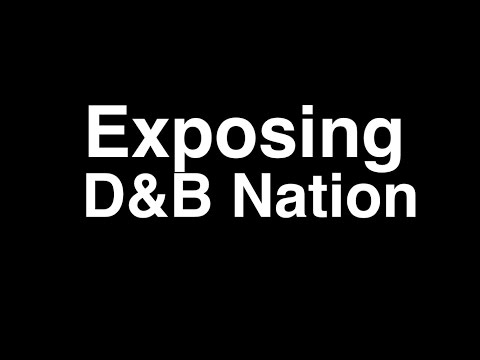 I'm The D&B Nation Hacker I Guess... (видео)