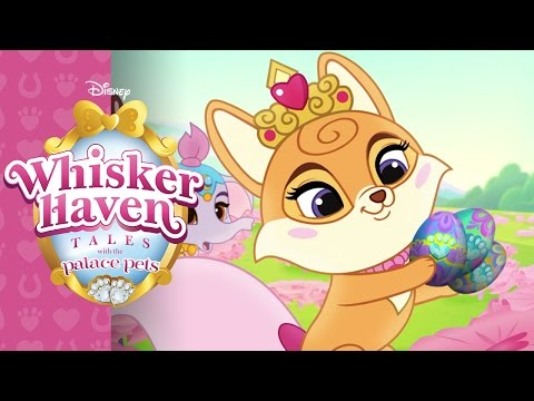 Hearts! Hooves! Eggs! | Whisker Haven Tales with the Palace Pets | Disney Junior