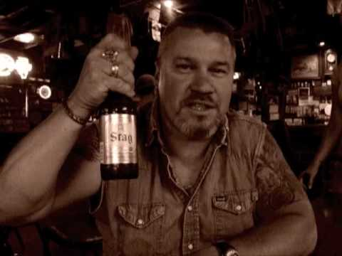 Stag Beer Commercial: 2010 Unofficial Spokesman for Stag Beer
