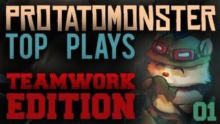 Top Plays Teamwork Edition Episode 1