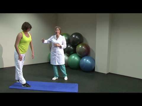Полезные для позвоночника упражнения. Советы невролога Ирины Ушаковой.