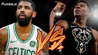 Bucks v Celtics NBA Playoffs Preview With Britt & Chris by Obsev Sports