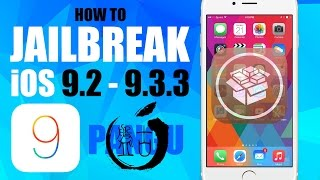 """How to Jailbreak iOS 9.2 - 9.3.3 using PanGu! iOS 9.2 - 9.2.1 - 9.3.1 - 9.3.2 - 9.3.3 UNTETHERED FREE!!! Windows only currently!FULL ENGLISH TUTORIAL COMING SOON!!Remove your iPhone's passcode before trying.Website : http://www.pangu.io/?flag=cnEnglish website : http://en.pangu.io/Check 32-bit or 64-bit : http://bit.ly/32or64bitcheckCompatible devices :iPhone 6siPhone 6s PlusiPhone 6iPhone 6 PlusiPhone SEiPhone 5siPad Pro (12.9-inch)iPad Pro (9.7-inch)iPad Air 2iPad AiriPad (3rd Generation )iPad (4th generation)iPad mini 4iPad mini 3iPad mini 2iPod touch (6th generation)1. Make a backup before jailbreak your device in order to avoid loss of data, click to view the tutorials .2. The jailbreak is compatible with 64-bit and firmware version iOS 9.2-9.3.3 device3. The need to install on your computer iTunes, ensure that the computer and the access network iOS9 devices are functioning properly, ensure that the equipment itself is fully charged.4. The escape without brush and format machine.Phone device connection PP assistant (PC version) to maintain patency of the mobile phone network in accordance with the installation guide PP Pangu jailbreak tool on the device in the """"Settings"""" - """"General"""" - """"description file and device management"""" to complete the application trust settingsFind the corresponding profile, click TrustOpen PP Pangu jailbreak toolWhen prompted [ """"PP Pangu Team"""" wants to give you a push notification] appears, click [OK] to allow pushClick a button jailbreak, manually lock the screen to enter the jailbreak process jailbreak tool will automatically begin the jailbreak process.After receiving the message after a successful jailbreak, please wait wait 1 minute, PP Pangu jailbreak tool will install Cydia, so DO NOT do anything on the phone.After the device automatically restarts, open the PP Pangu jailbreak tool again to check the status of a successful escape.___________________________________Subscribe : http://bit.ly/iSubscribeFacebook : http://bit.ly/iAJFB"""