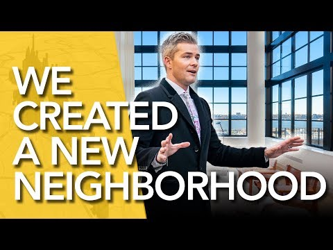 Download We Created a New Neighborhood in New York City | Ryan Serhant Vlog #049 HD Mp4 3GP Video and MP3