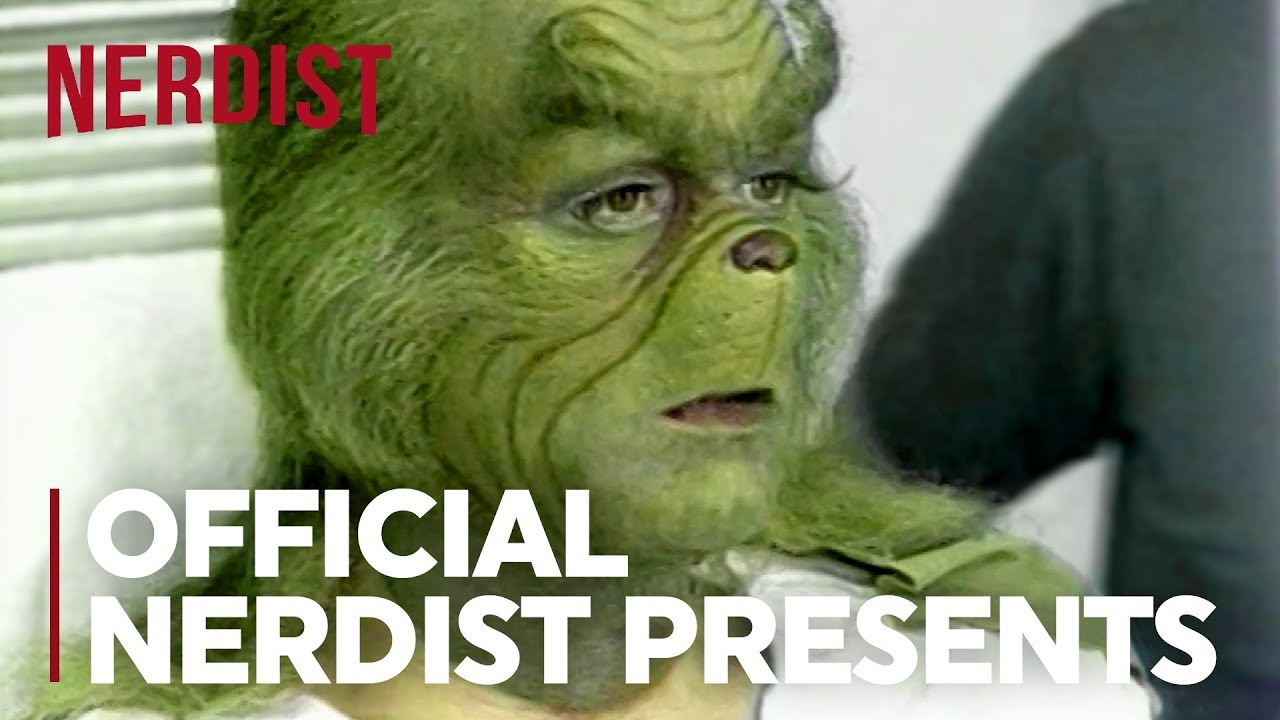 Jim & The Grinch: Beyond Whoville (Nerdist Presents)
