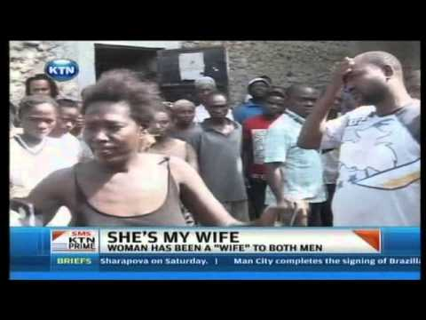 Two men clash over a woman in Mombasa