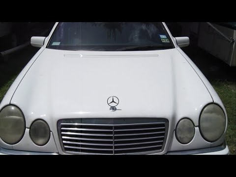 How to Change Oil & Filter in a  97 Mercedes Benz E Class