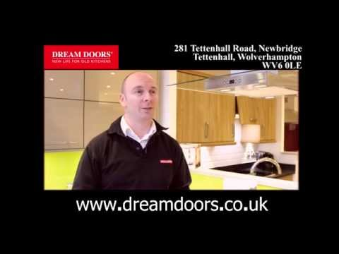 Wolverhampton Kitchen Showroom video