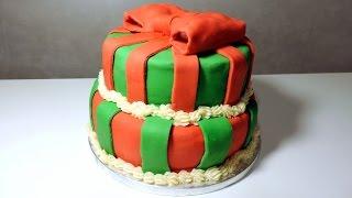 Gâteau de Noël - Christmas Layer Cake